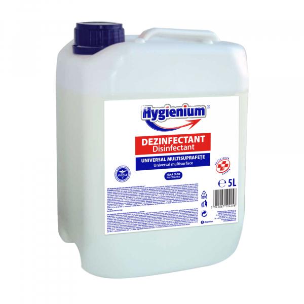 Dezinfectant Universal Multisuprafete Hygienium 5 Litri 0