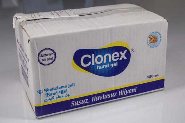 Clonex gel maini 250 ml 3