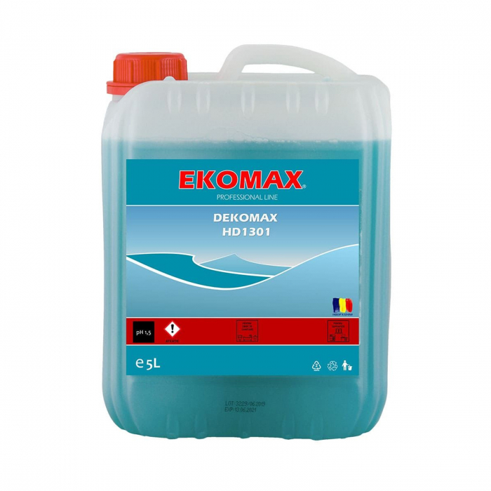 Detartrant gel parfumat EKOMAX Dekomax 5L [0]