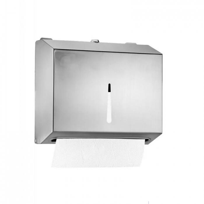 Dispenser metalic prosoape Z, 200 buc [0]