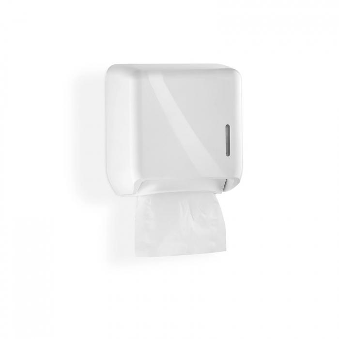 Dispenser hartie igienica pliata mini Rulopak R-1319S 0