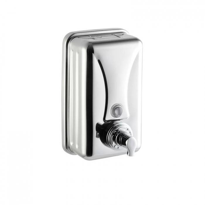 Dispenser inox pentru sapun spuma Rulopak R-3006 1000ml 0