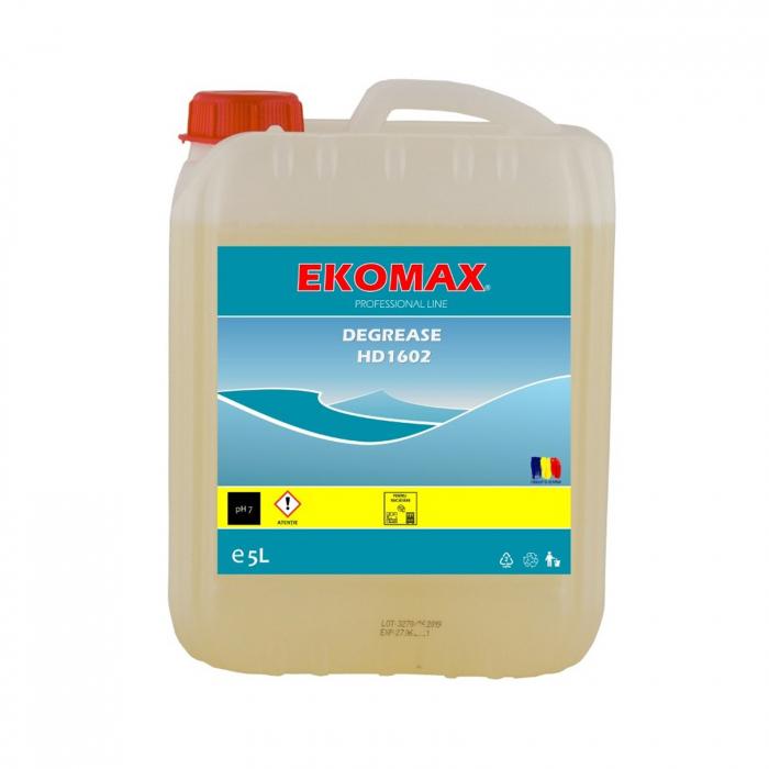 Detergent degresant EKOMAX Degrease 5L 0