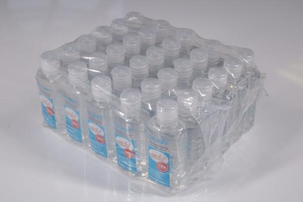 Gel dezinfectant de maini, K-Sept, pe baza de alcool 75% cu glicerina si aloe vera, 75 ml 3