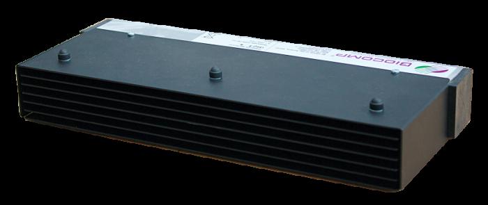 Lampă Biocidă UV-C LBAG-E 55W-P, cu grile 0
