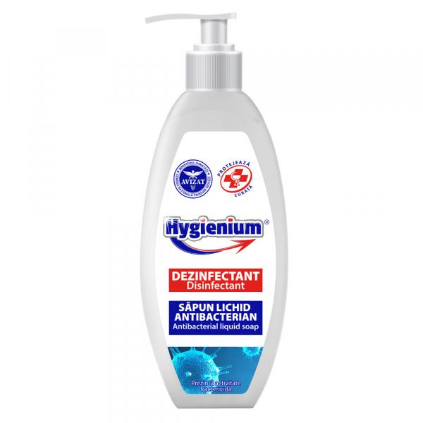 Sapun Lichid Dezinfectant 300 ml 0