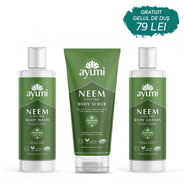 Set Trio body Neem, Ayumi [0]