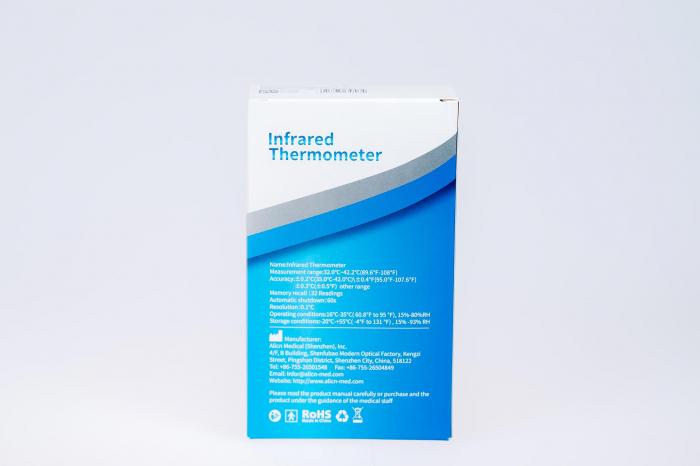 Termometru digital non contact infrarosu BBLOVE 4