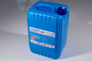 Dezinfectant lichid de maini, K-Sept, pe baza de Alcool 75%, cu glicerina, 10 l1