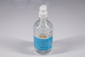 Gel dezinfectant de maini pe baza de alcool 75% cu glicerina si aloe vera K-SEPT 500 ML2