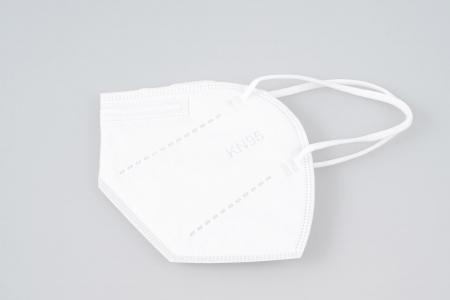 Mască cu grad de filtrare FFP2 /KN 95 Medhoff - Ambalate individual (20 bucati)5