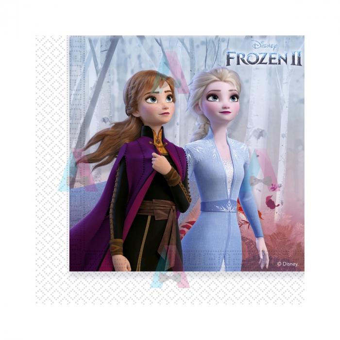 Set 16 servetele Frozen II [0]