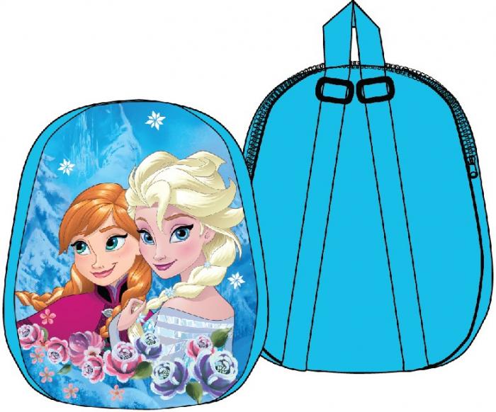 Ghiozdan rucsac plus Frozen 0