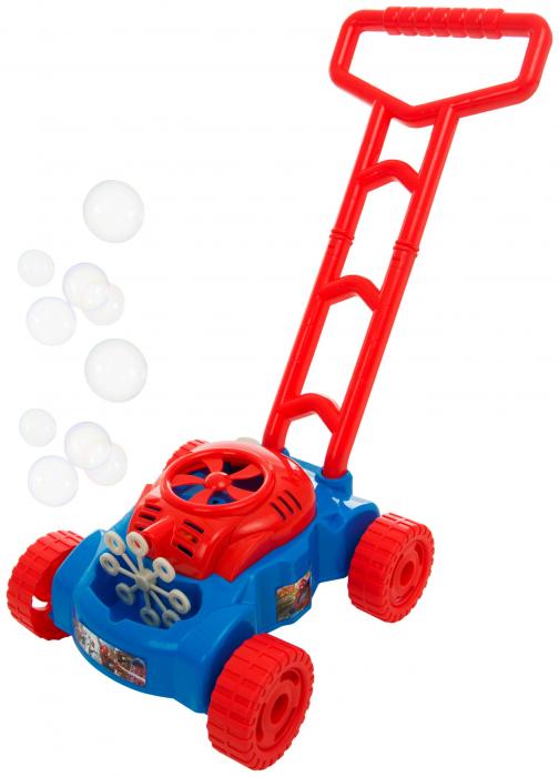 Masina baloane de sapun Spiderman 1