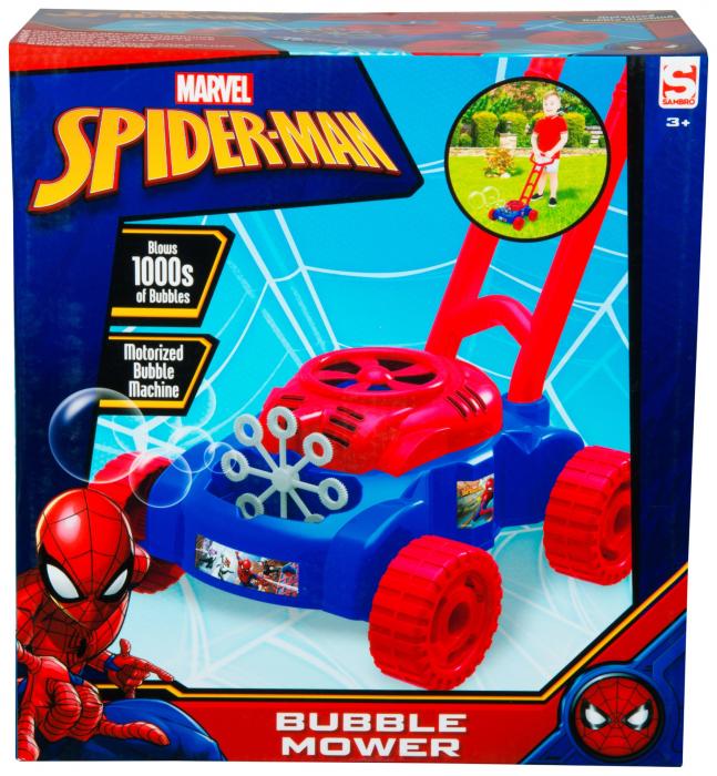 Masina baloane de sapun Spiderman 2