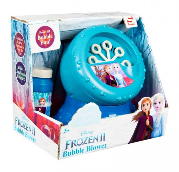 Aparat baloane de sapun Frozen 2 3