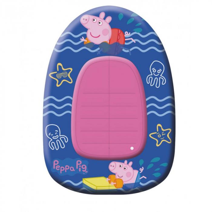 Barca gonflabila Peppa Pig 0