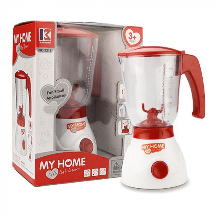 Blender alb rosu My home 2