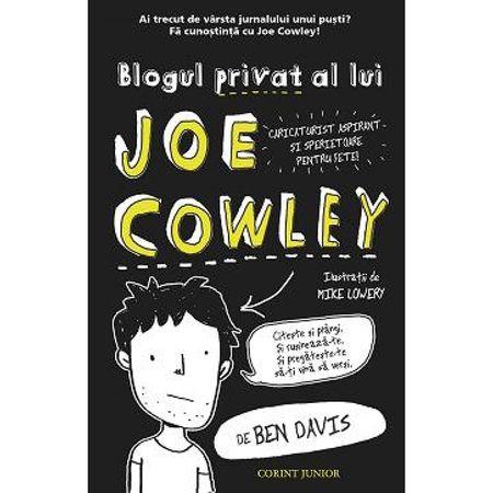 Blogul privat al lui Joe Cowley - Ben Davis [0]