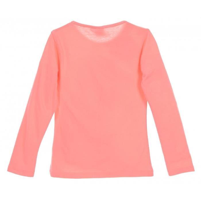Bluza maneca lunga Elena din Avalor, roz, 3 ani, 98 cm 1