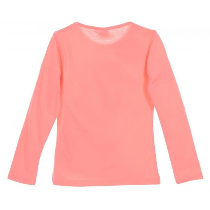 Bluza maneca lunga Elena din Avalor, roz, 4 ani, 104 cm 1
