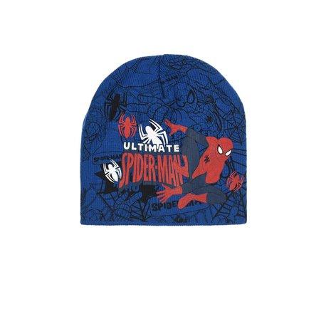Caciula Spiderman,albastru,54 cm [0]