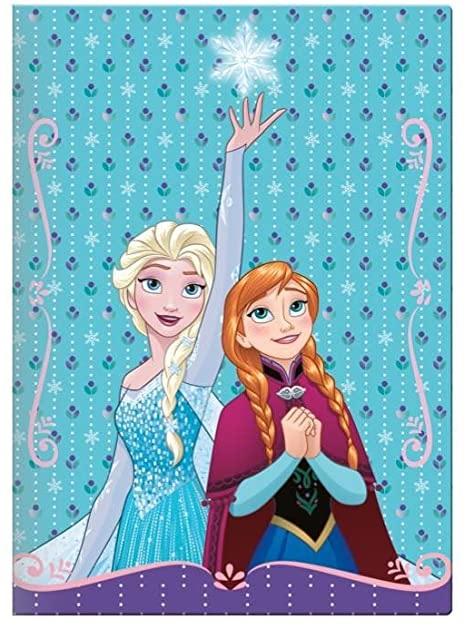 Caiet A4 matematica Frozen Ana&Elsa 80 file 0