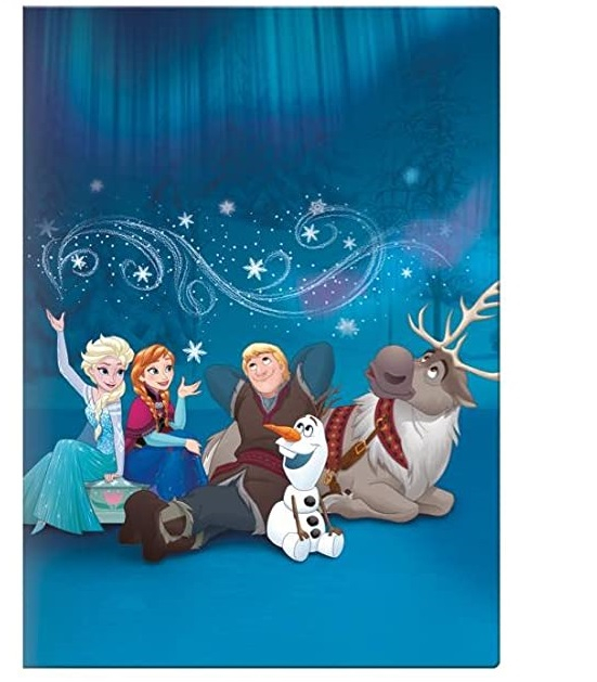 Caiet A4 matematica Frozen Ana&Elsa 80 file [0]