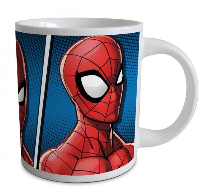 Cana ceramica Spiderman 237 ml [0]