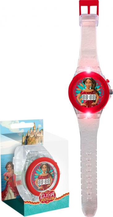 Ceas digital Elena din Avalor cu lumini 1