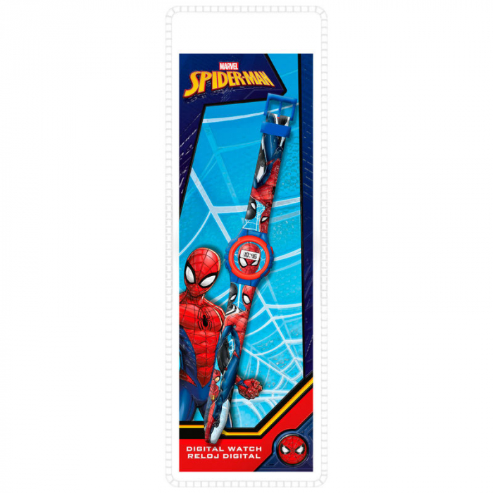 Ceas digital SPIDERMAN 4
