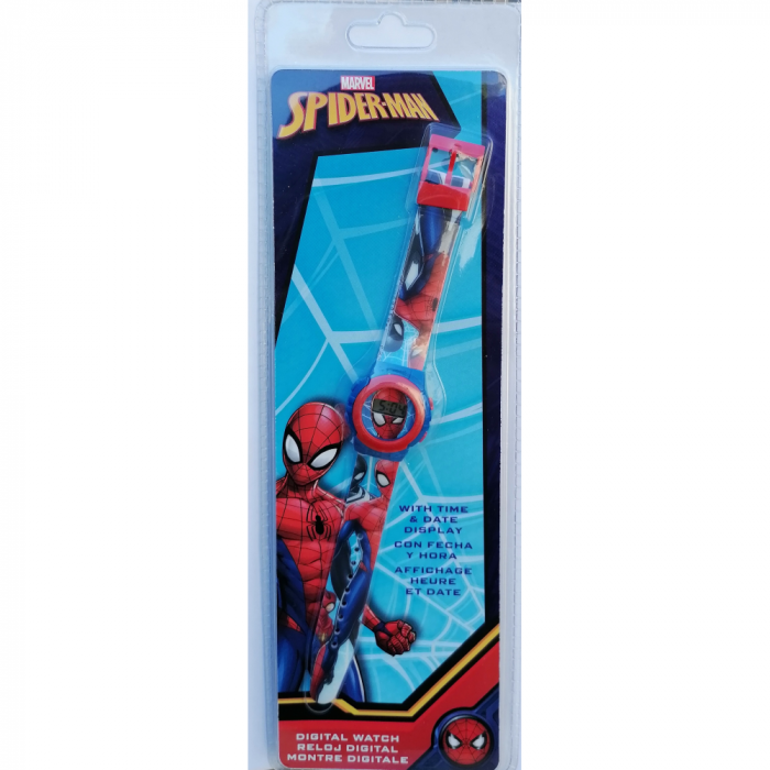 Ceas digital SPIDERMAN 3
