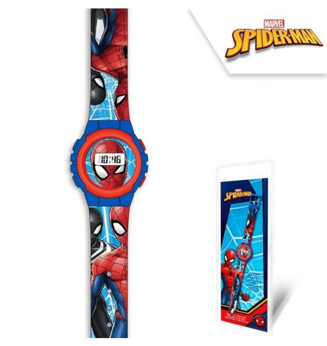 Ceas digital SPIDERMAN 2