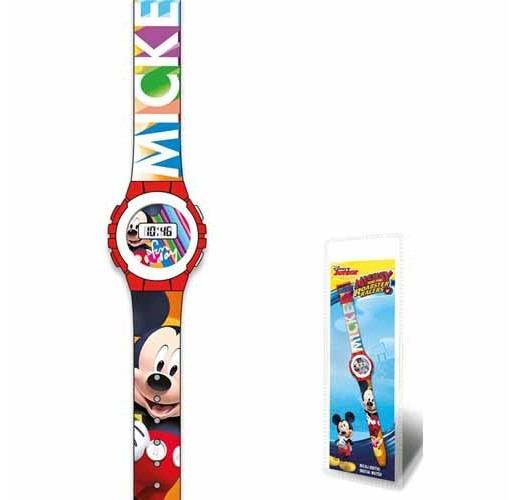 Ceas mana digital Mickey 0
