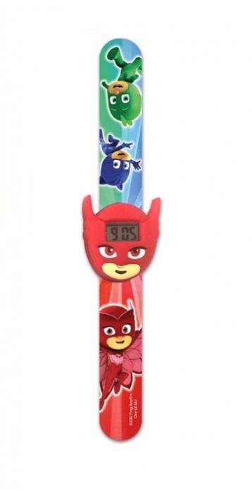 Ceas mana digital PJ Masks Owlette 3D 0