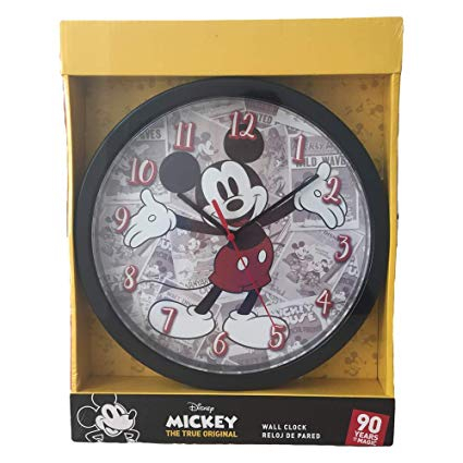 Ceas perete Mickey Mouse 25 cm 0