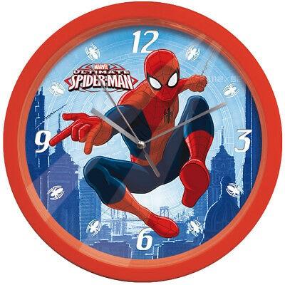 Ceas perete Spiderman 25 cm 0