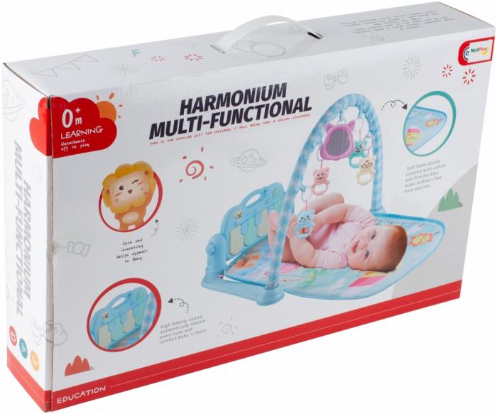 Centru de Activitati Bebe Saltea Cu Pian [5]