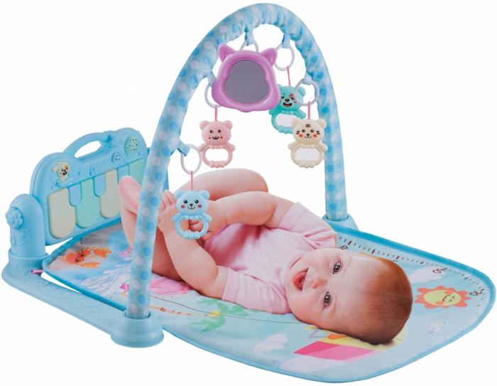 Centru de Activitati Bebe Saltea Cu Pian [1]