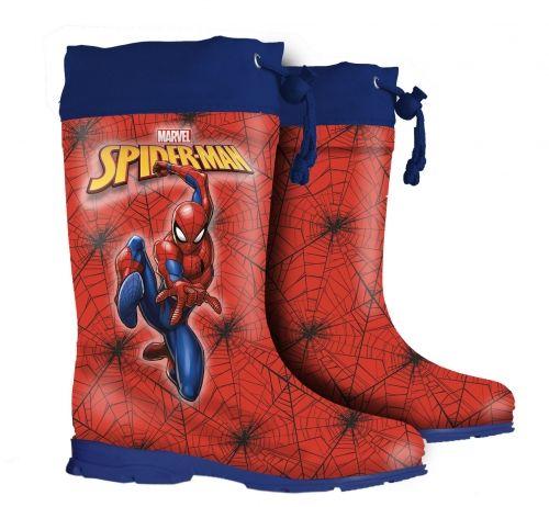 Cizme cauciuc Spiderman [0]