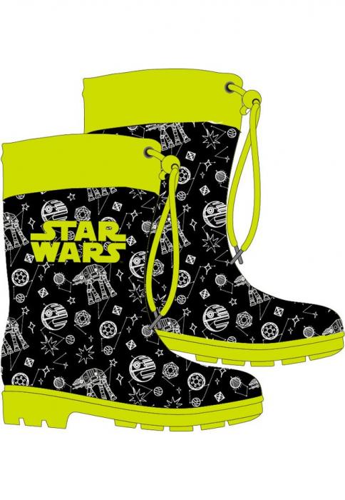 Cizme cauciuc Star Wars 2