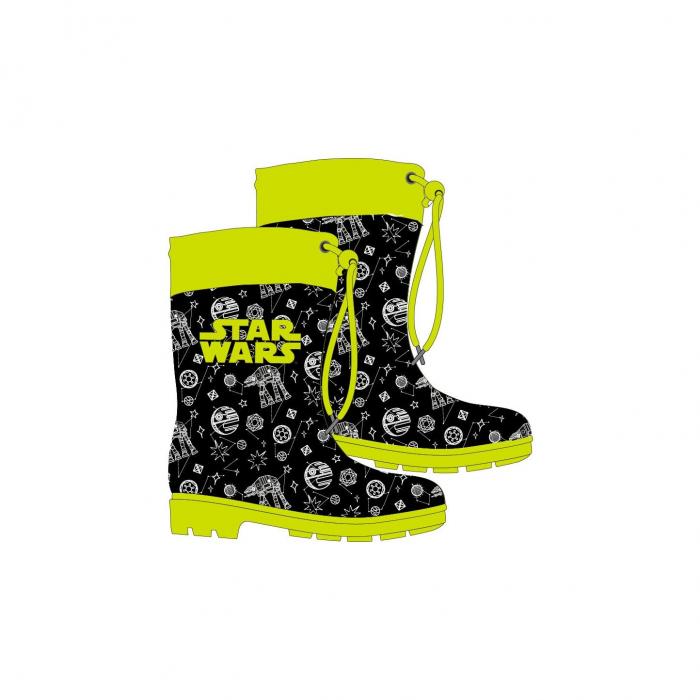 Cizme cauciuc Star Wars 1