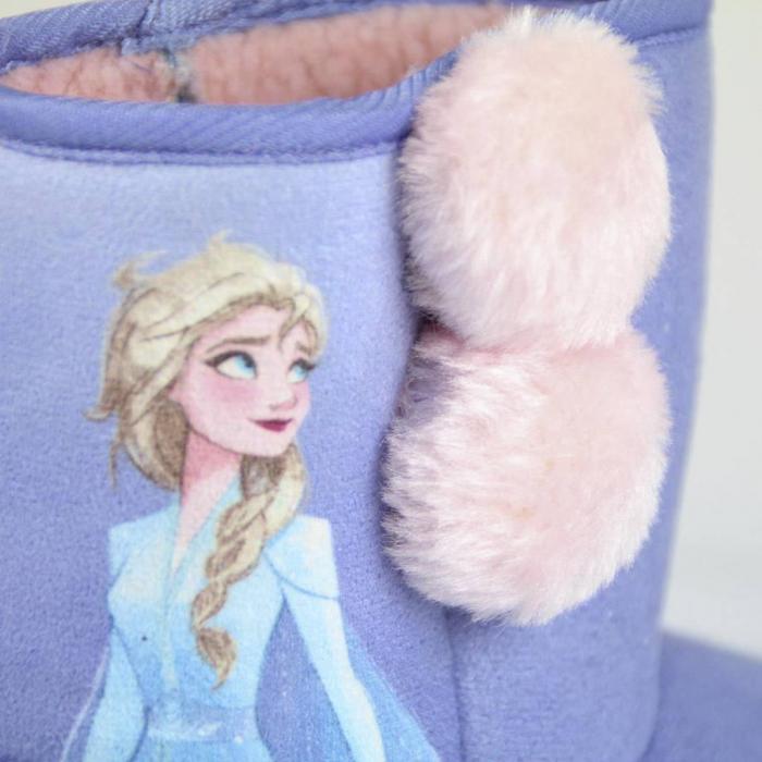 Cizme Frozen, mov [4]