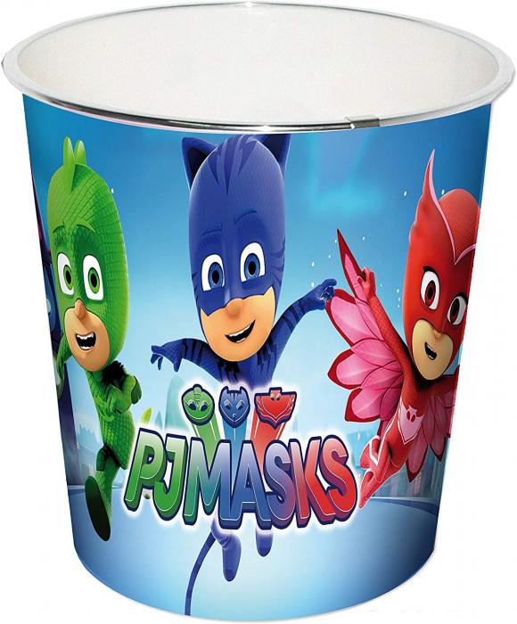 Cos birou PJ Masks 24cm x 24 cm 0