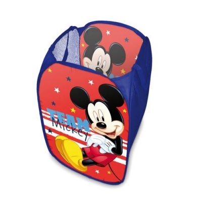 Cos textil Mickey Mouse depozitare jucarii [0]