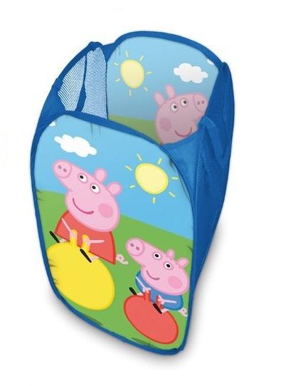 Cos textil Peppa Pig depozitare jucarii [0]