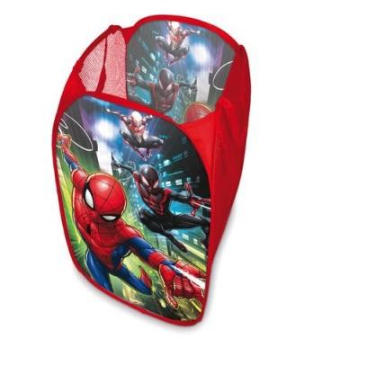 Cos textil Spiderman pentru jucarii,rosu 0