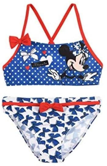 Costum baie 2 piese Minnie Mouse [0]