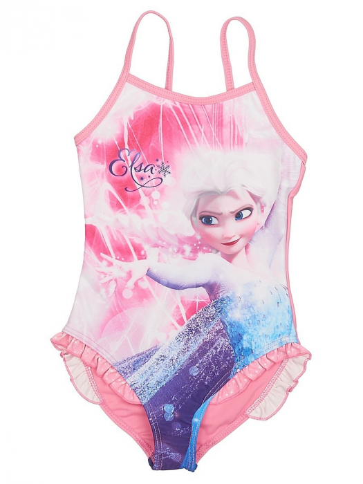 Costum de baie fete Disney Frozen 0