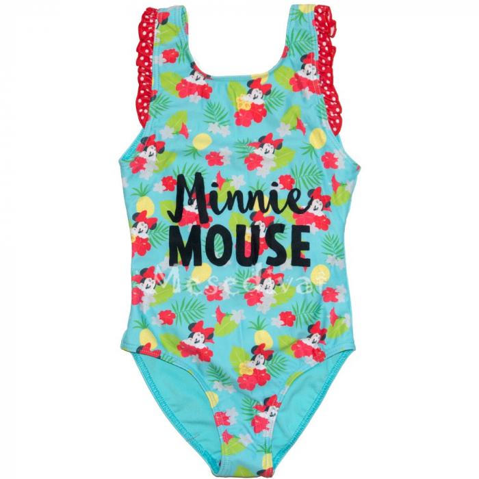 Costum baie intreg Minnie Mouse [0]